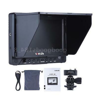 Viltrox HD DSLR Video Monitor HDMI/SDI/AV