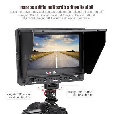 Viltrox HD On-Camera LCD Video Monitor Screen