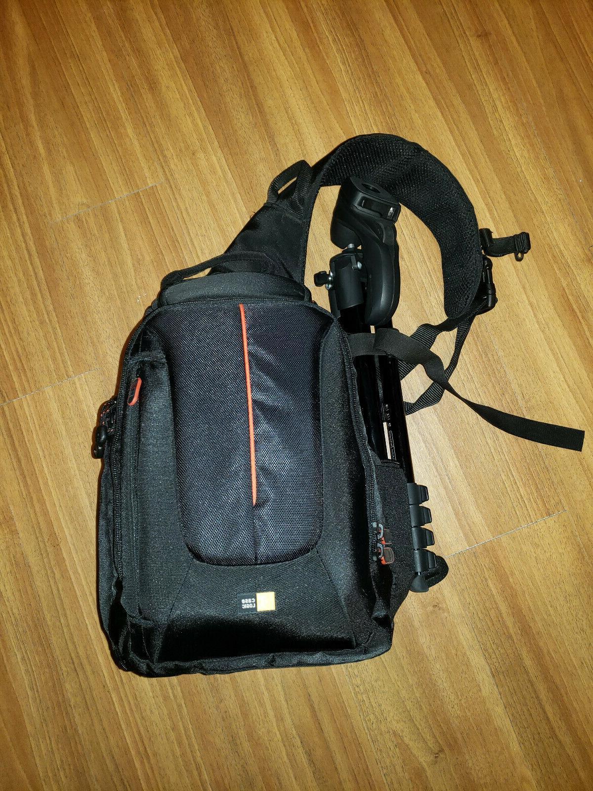 dcb 308 slr camera sling black