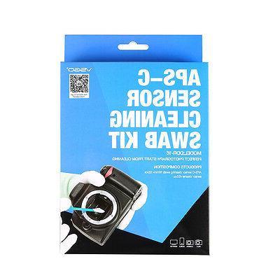 VSGO DDR-16 Camera Sensor Swab &