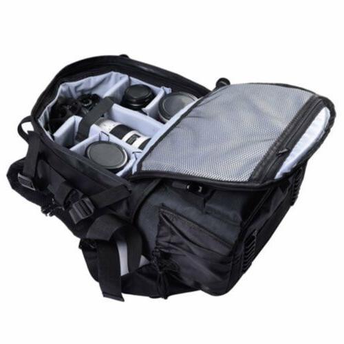 Deluxe Pro Bag Nikon DSLR BLACK Multifunctional H
