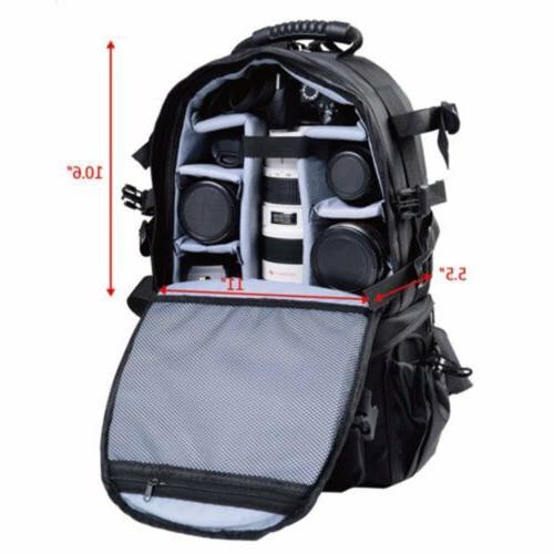 Deluxe Pro Bag Canon DSLR SLR H