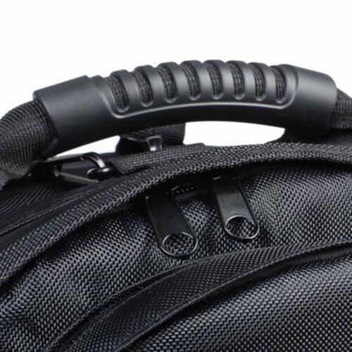 Deluxe camera Backpack Pro Bag Case DSLR SLR Multifunctional H