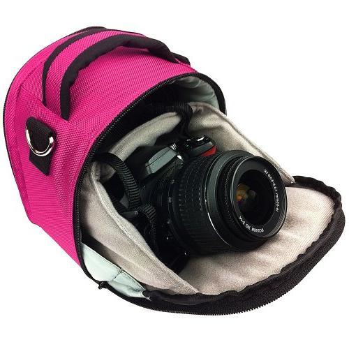 Vangoddy PInk SLR Camera Luxury Canon SLR or Cameras Unique Guaranteed