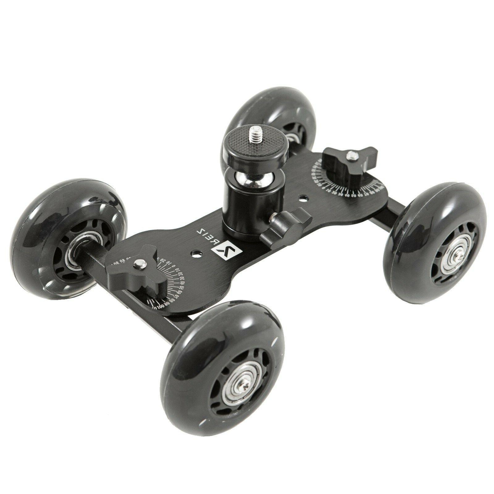 Desktop Wheels Slider Glide