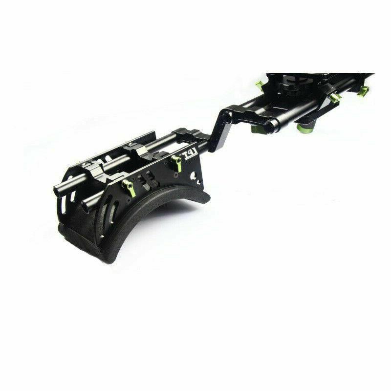 Lanparte 15mm DSLR Shoulder Mount Focus+Double Handle