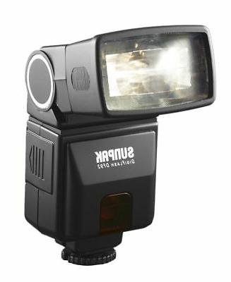 Sunpak DigiFlash Digital TTL Flash Cameras
