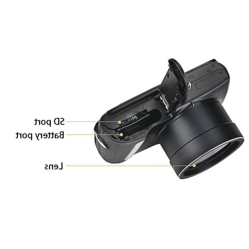 "Digital Camera 3.5"" Screen HD 20x SLR Camera"