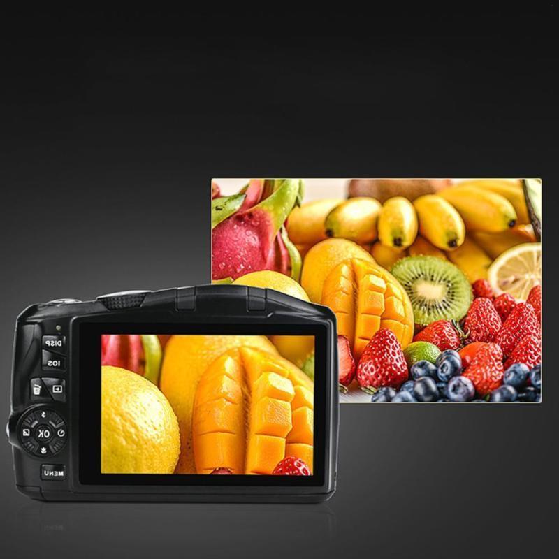 "Digital 3.5"" Screen 20x Zoom SLR"
