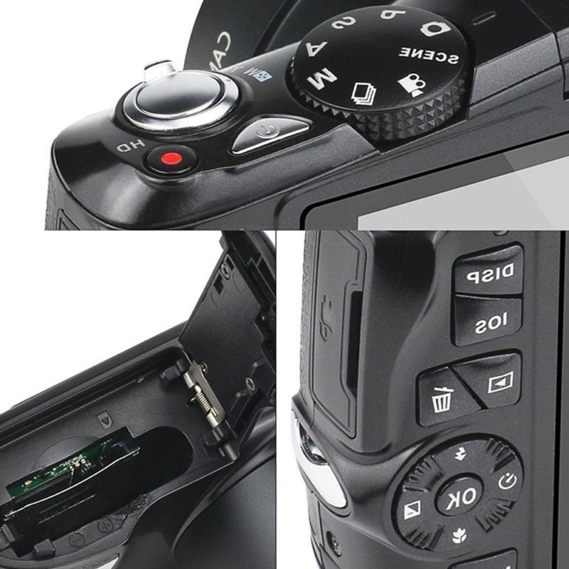 Digital Screen 24 20x SLR Camera