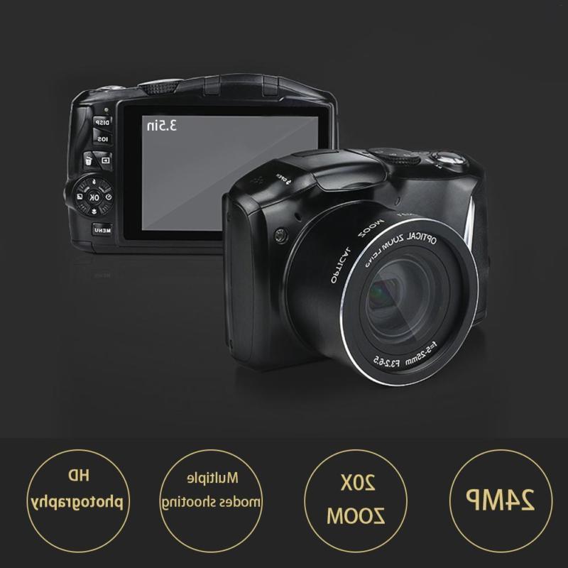 digital camera 3 5 lcd screen 24