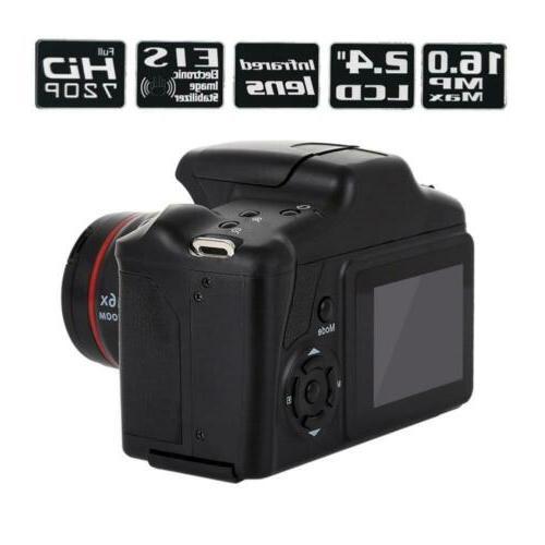 Digital HD 2.4 Inch TFT Screen 1080P Zoom Anti-shake Sale