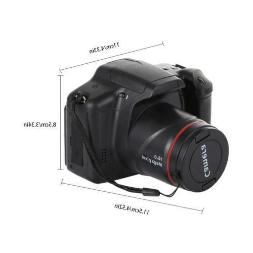 Digital Camera 2.4 TFT Screen 1080P Zoom Anti-shake Sale