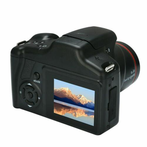 Newest Digital SLR 2.4Inch LCD 1080P I2C7S