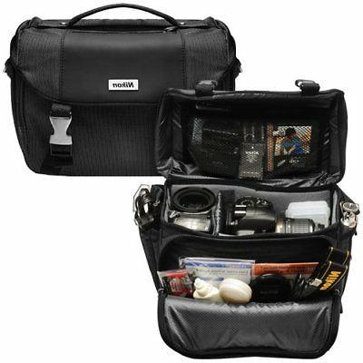 Nikon Lens Gadget Bag For D7000 D3200 D5200