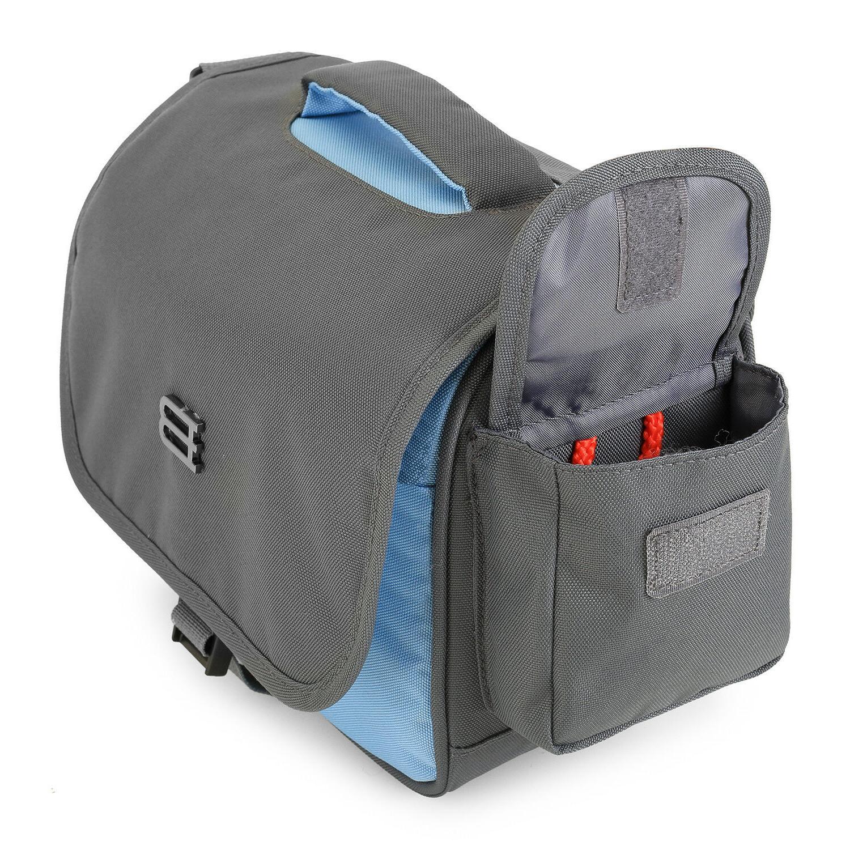 BAGSMART SLR/DSLR Camera Shoulder SLR Gadget Bag