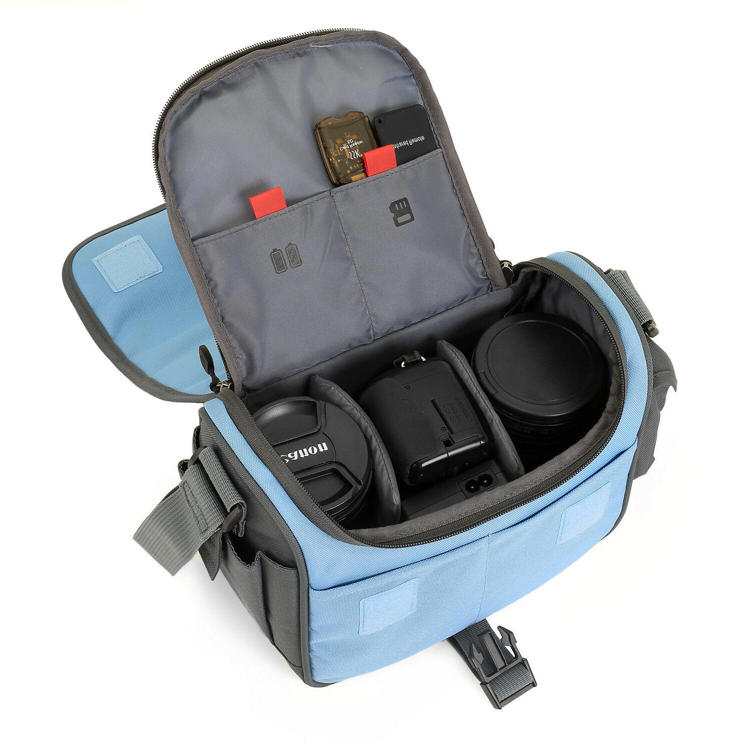 BAGSMART Camera Shoulder Bag