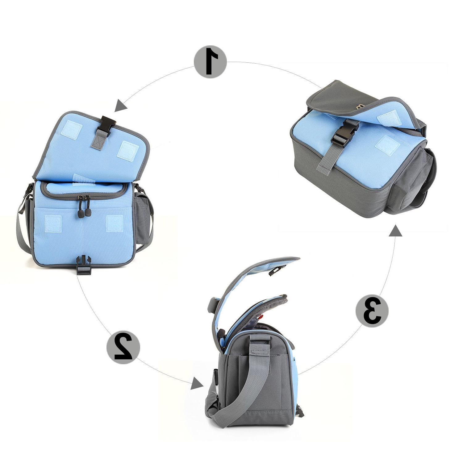 Camera Shoulder Bag SLR Gadget
