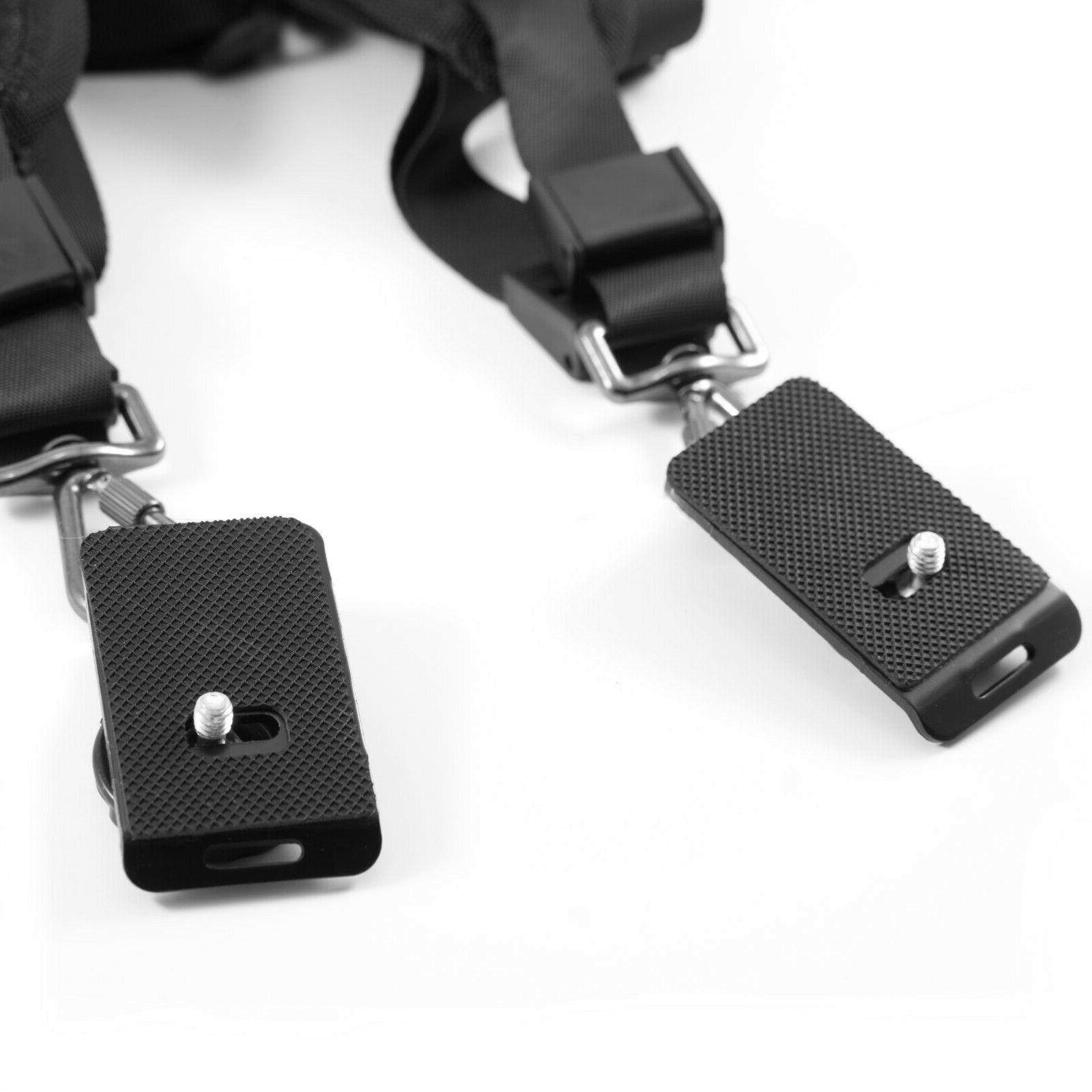 DOUBLE RELEASE 2 CAMERA MIRRORLESS