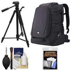 Case Logic DSB-103 Luminosity Digital SLR Camera Backpack Ca