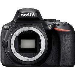 DSLR camera Nikon 24.2 MPix Black Wi-Fi, Full HD Video