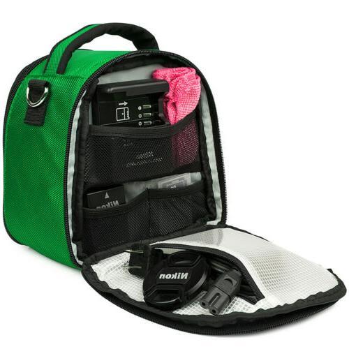 VanGoddy DSLR Camera Carry Bag D850 D7500