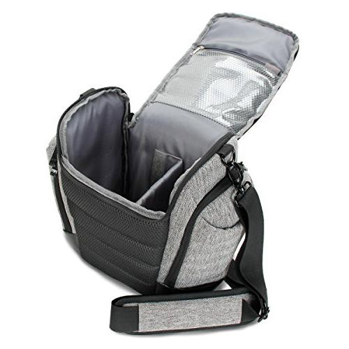 DSLR with Weather Resistant Bottom, Soft by Great for Nikon , , Sony III &