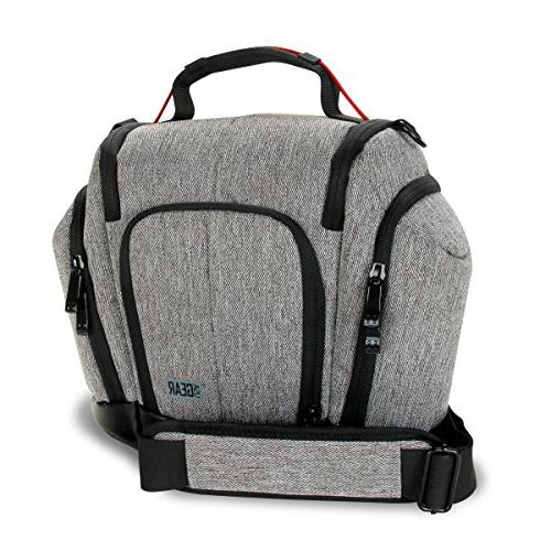dslr bag carrying case