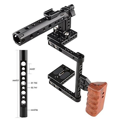 CAMVATE Camera Top Grip for