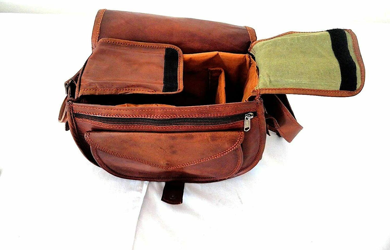 DSLR Handmade Leather Bag