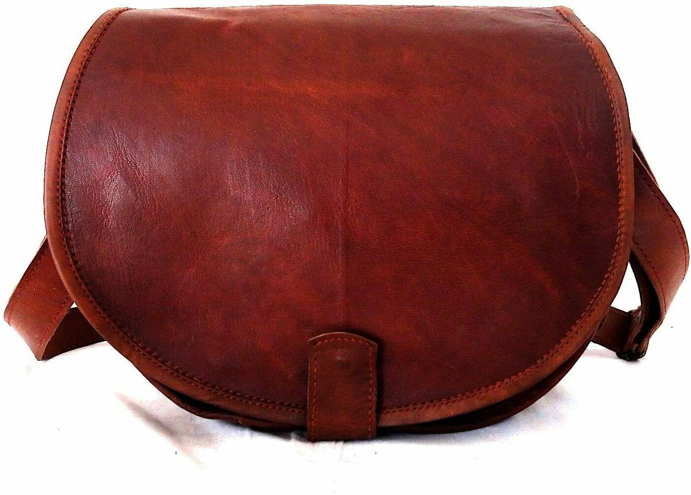DSLR Crossbody Handmade Leather Men