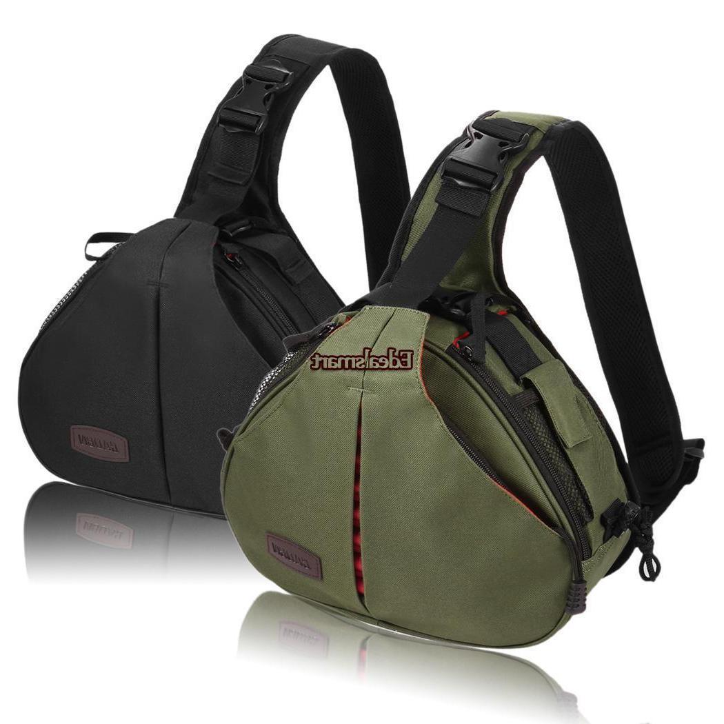 dslr camera backpack shoulder bag compact photograph