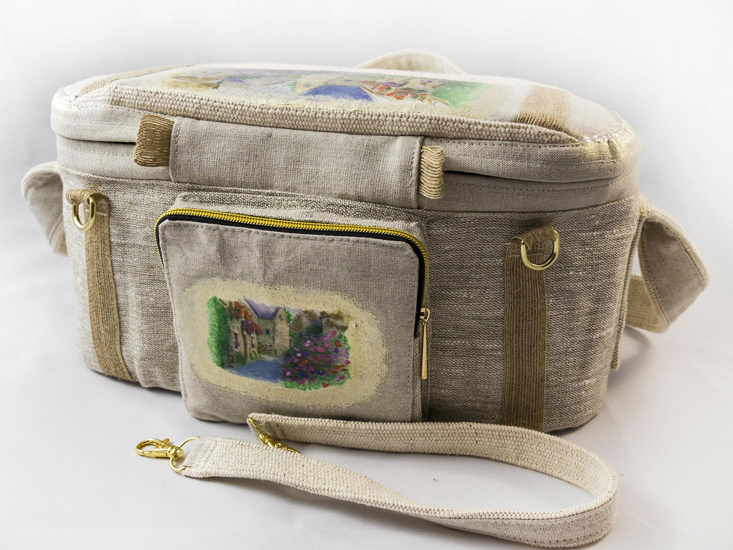 Handmade Camera for with Large Womens OOAK