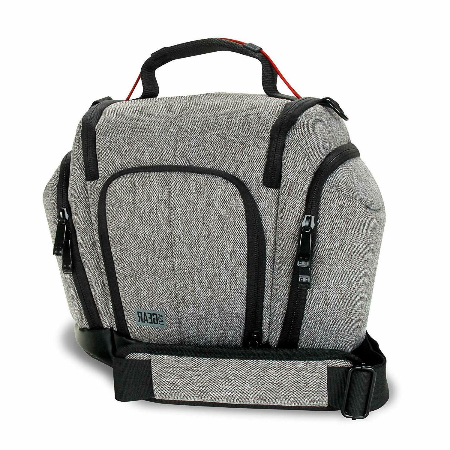USA DSLR Bag Weather Cushioned