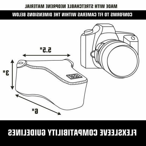 DSLR Case/SLR Camera Sleeve with