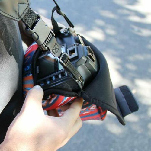 DSLR Camera Case/SLR Sleeve USA with Zippered