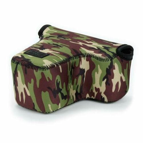 USA Camera Case/SLR Camera Neoprene Protection