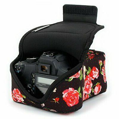 dslr camera case slr camera sleeve tropical