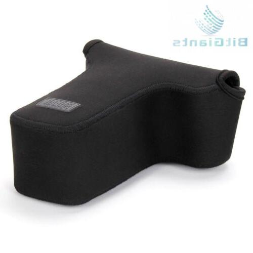 USA DSLR Camera Case/SLR Sleeve Lens Neoprene