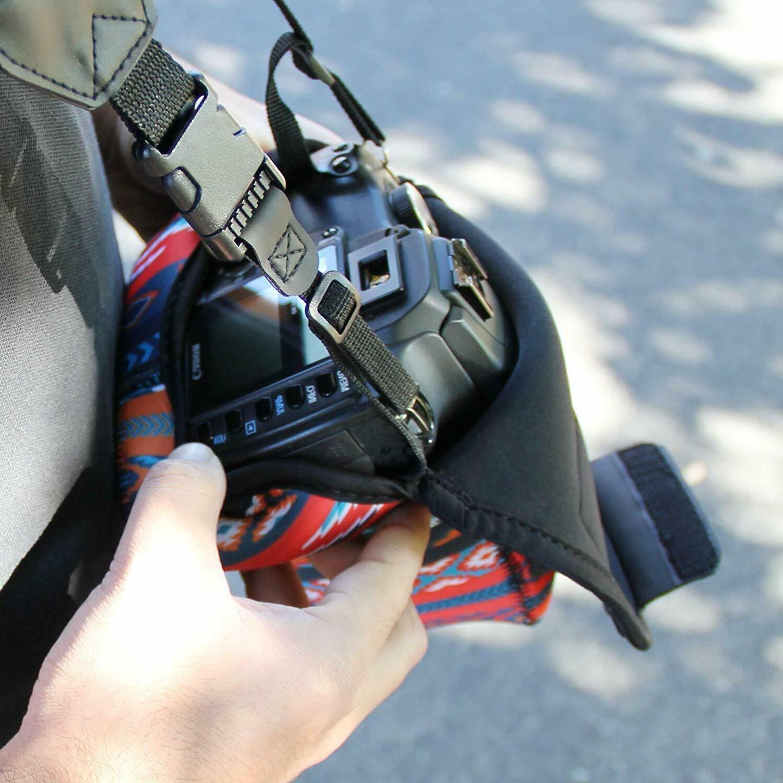 USA Case w/Neoprene Protection, Holster Belt&Accessory