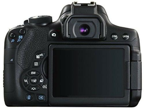 Canon DSLR camera Kiss X 8i 24.2 from