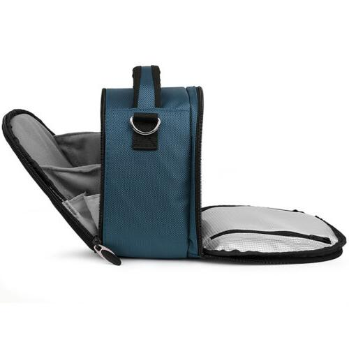VanGoddy DSLR Camera Lens Shoulder Carry Case For Canon T7
