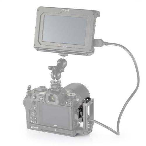 SmallRig DSLR HDMI Clamp for Nikon 2259