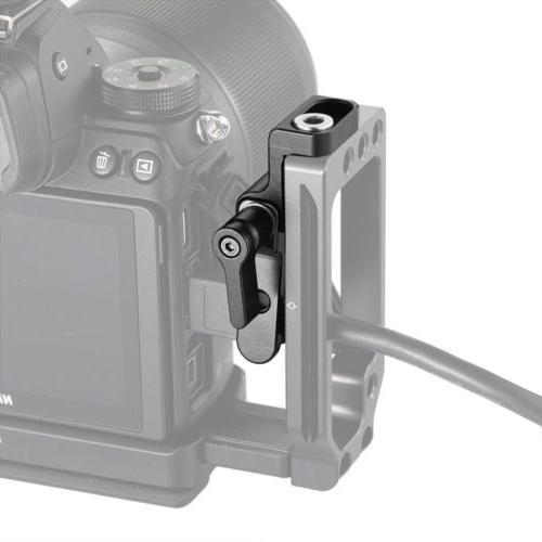 SmallRig DSLR Rig HDMI Nikon L-Bracket -
