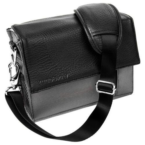 VanGoddy DSLR Bag For Canon Rebel SL3/ Nikon