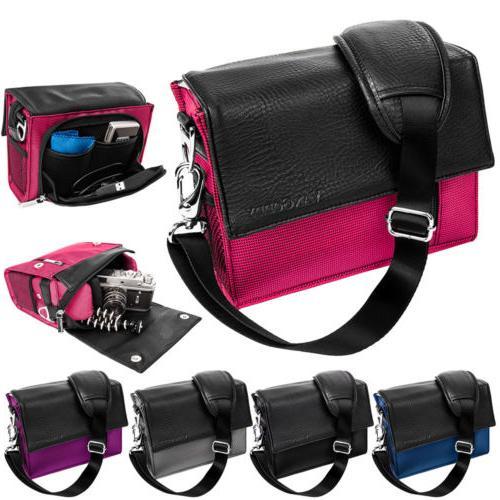 dslr camera shoulder bag carry case