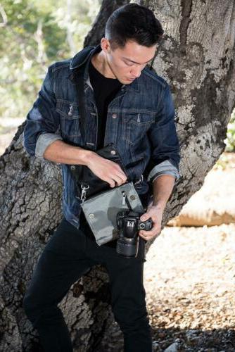 VanGoddy DSLR Camera Shoulder Bag Carrying Canon Rebel EOS