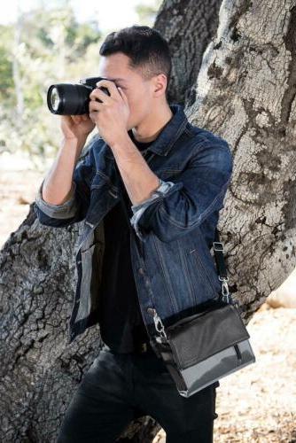 VanGoddy DSLR Camera Bag For Canon SL3/ EOS