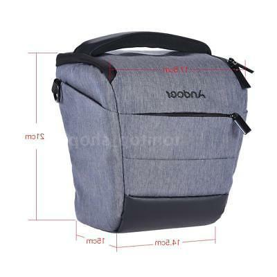 DSLR Shoulder Lens Bag Case for Sony