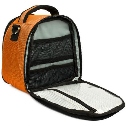 VanGoddy Camera Bag Carry Case For Canon SX740 HS/EOS R